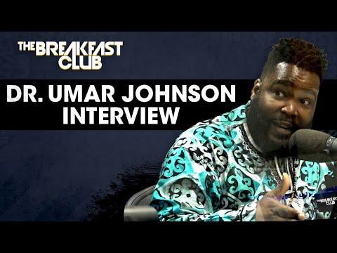 Dr. Umar Johnson Speaks On American Racism, Joe Biden's Agenda, Interracial Relationships + More