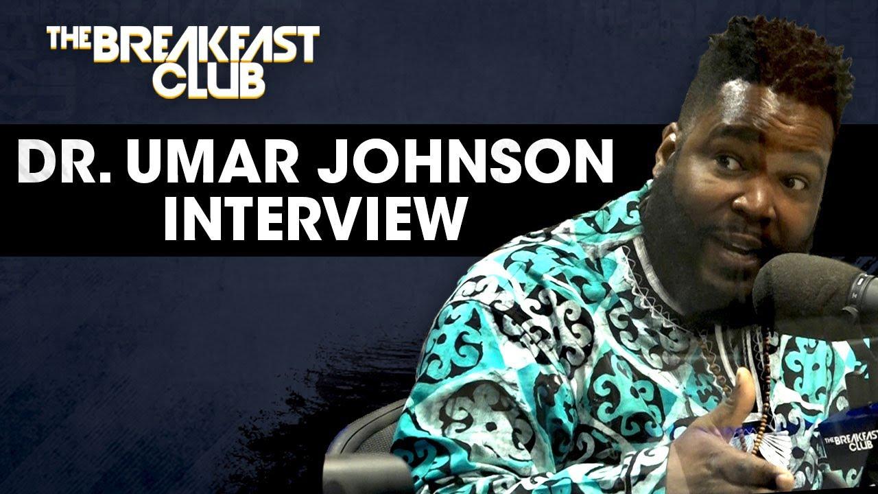 Download Dr. Umar Johnson Speaks On American Racism, Joe Biden's Agenda, Interracial Relationships + More
