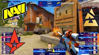 Astralis vs NaVi - BLAST Premier Finals - HIGHLIGHTS l CSGO