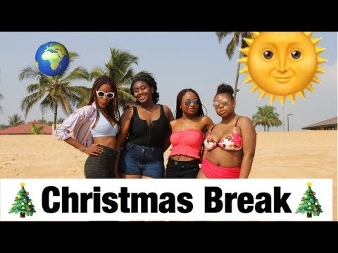 LIBERIA VLOGMAS : BEST CHRISTMAS BREAK!!!!