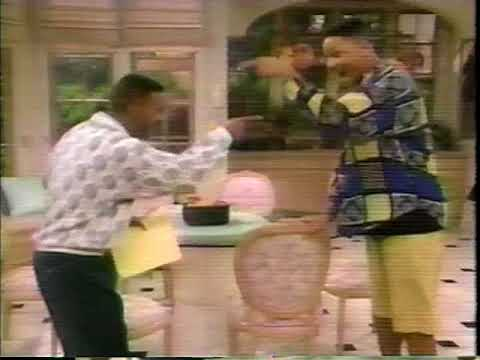 June 1993 - Promo for 'Fresh Prince' 1 Hour Sports Special