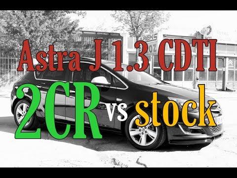 2CR vs Stock - Astra J 1.3 CDTI - Uzun Metraj Yazılım Testi - Kağan ve Nuri İçerir