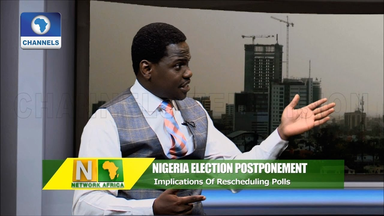 Analyst Reviews Implications Of Nigeria's Election Postponement |Network Africa|
