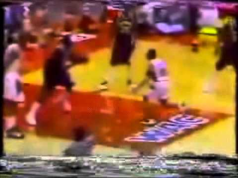 1996 Fresno State Basketball vs Wyoming (Entire Game)