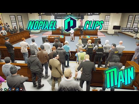 How to get Banned during a Town Meeting | GTA RP NoPixel 3.0 Main