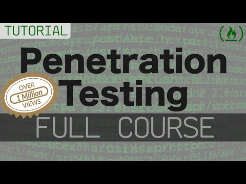 Ethical Hacking 101: Web App Penetration Testing - a full course for beginners