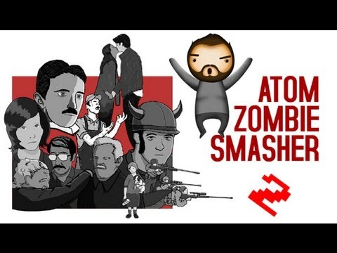 Atom Zombie Smasher #2