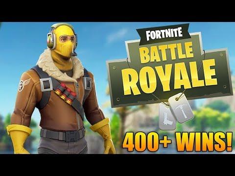Fortnite Battle Royale: ALMOST 500 WINS! - Fortnite Battle Royale Gameplay - (PS4 PRO)