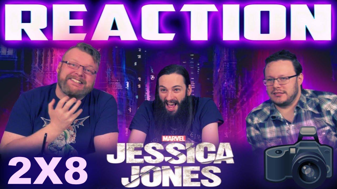 "Download Jessica Jones 2x8 REACTION!! ""AKA Ain't We Got Fun"""