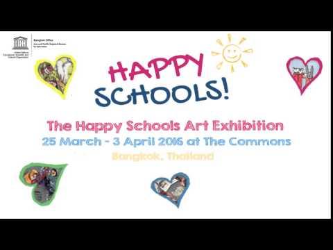 Happy Schools Art Exhibition