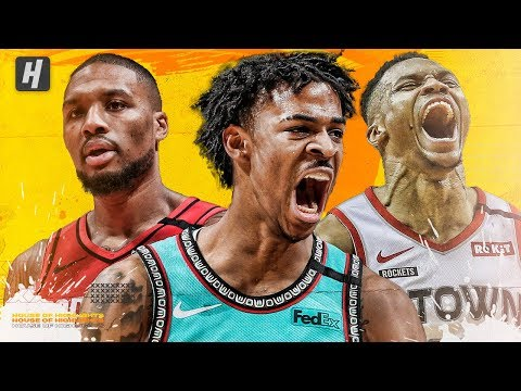 NBA's Best Plays & Highlights   January 2019-20 NBA Season