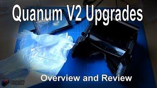 RC Reviews - Quanum V2 FPV Goggle Upgrades