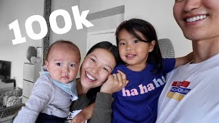 So high with 100k | The Mongolian Family