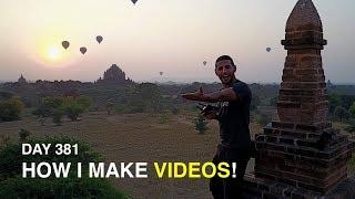 HOW I MAKE VIDEOS | Nas Daily