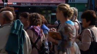 أزمة قطاع السياحة في تركيا