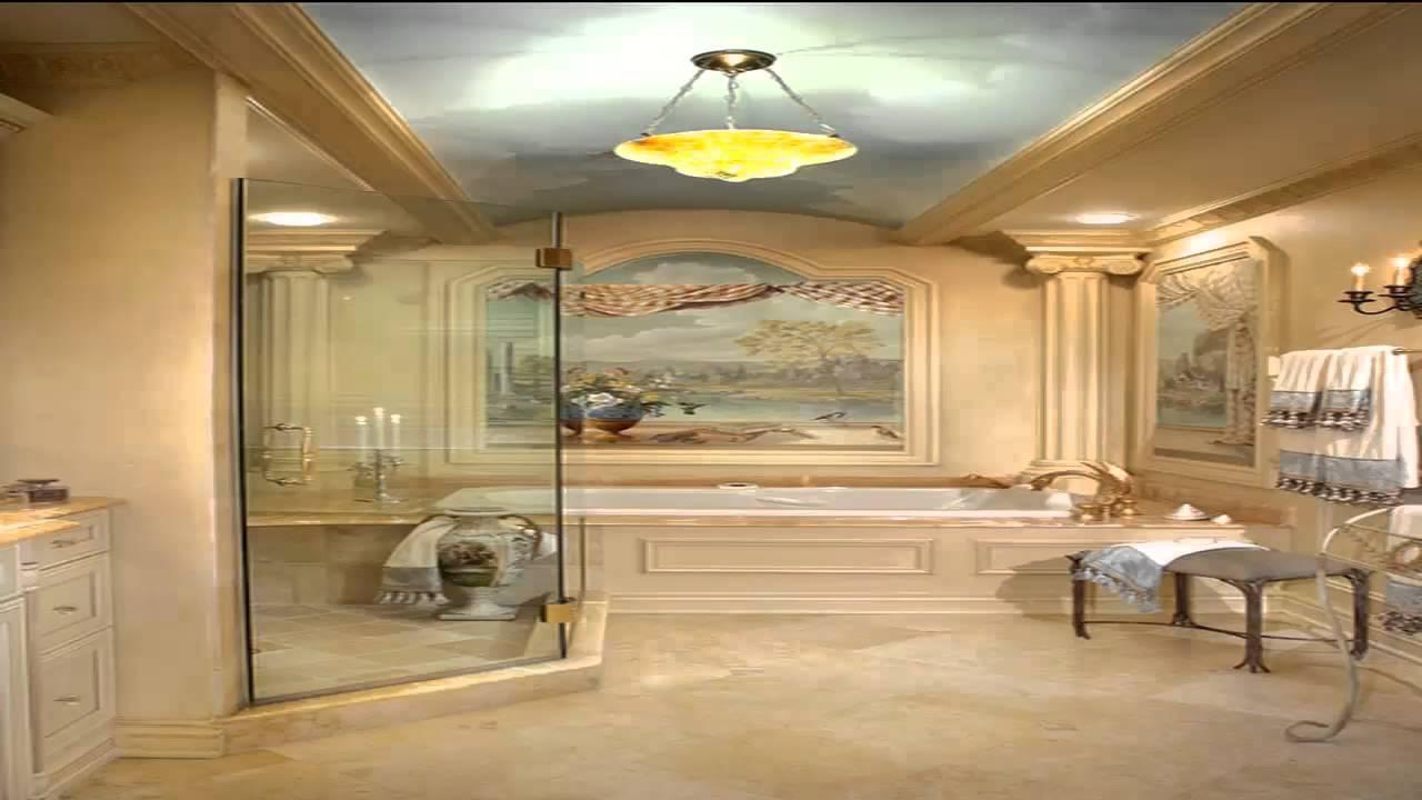 رسومات جدران روعه - YouTube