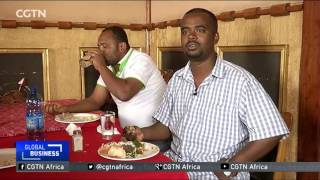 CGTN : Small Company Takes The Ethiopian Staple Injera Global