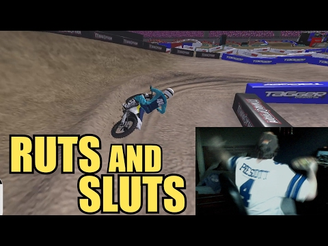 the greatest rut of all time in mx simulator
