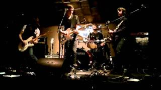 15 Years Old!! Amazing U2 Bullet The Blue Sky Cover by Hover at Slate 54 in NYC