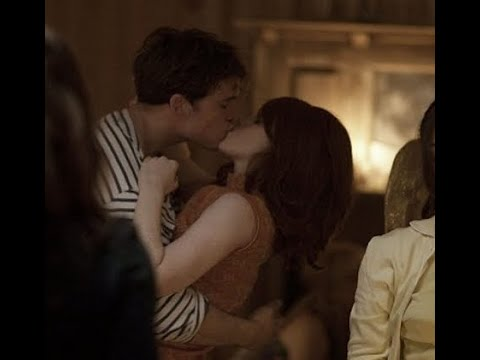 Claire Foy  Sam Claflin  Charlotte and Jack  First kiss  White Heat S1