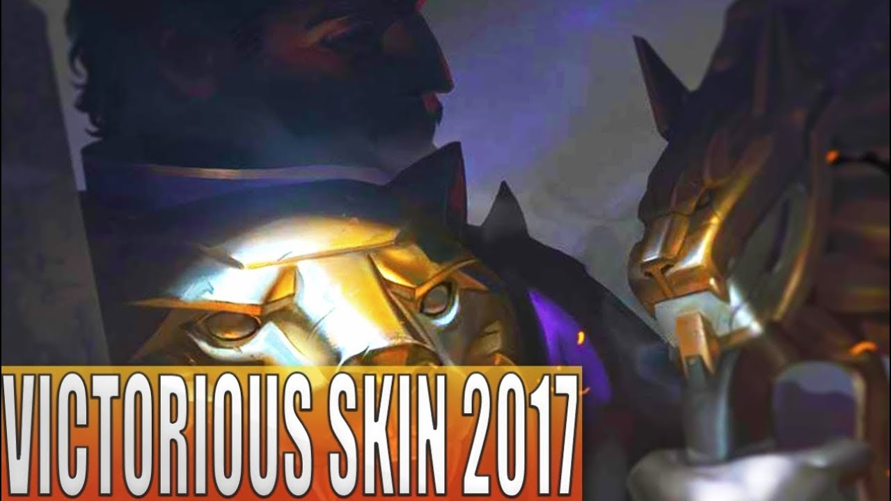 New Victorious Graves Skin 2017 Teaser Preview League Of Legends