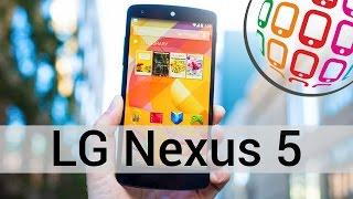 LG Nexus 5 - обзор легендарного смартфона компании Google