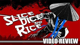 Review: Slice, Dice and Rice (PlayStation 4 & Steam) - Defunct Games