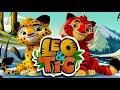 Leo and Tig In English games for kids online free download on android.