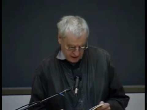 Charles Simic, 2007 Poet Laureate