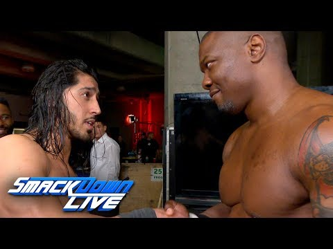 Daniel Bryan attacks Mustafa Ali: SmackDown LIVE, Dec. 25, 2018