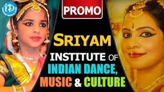 Sriyam Institute Of Indian Dance, Music And Culture Promo || New Jersey, USA