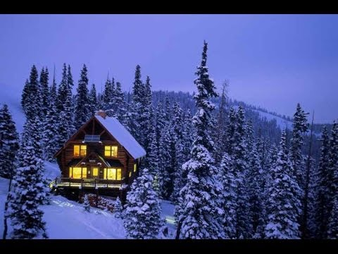 Minecraft snow cabin survival meat slap 1 youtube for Ski cottage