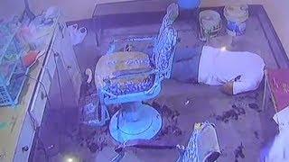 Caught on cam: Murder witness shot dead by assailants in Sonepat