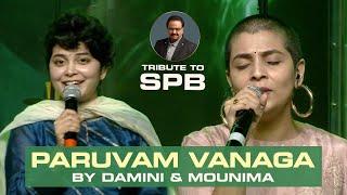 Paruvam Vanaga | SPB | Damini | Mounima | Roja | AR Rehman | Sujatha Mohan