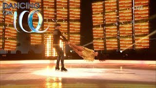 Jake and Vanessa Pull Off a Dancing on Ice First Headbanger!   Dancing On Ice 2018