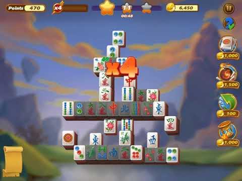 Mahjong Magic Islands | Paris | Level 3 Sorbonne
