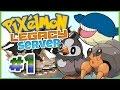 Minecraft Pixelmon Legacy Server ► Pixelmon 3.4 Adventure Server Episode 1 ► THE PIXELSHIP!