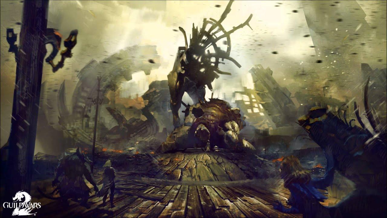 Guild Wars 2 - Lion's Arch Lament