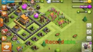 Clash of clans My Intro_ Rahul plays - Clash of Clans &Clash Royale