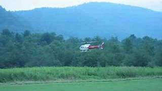 RC Scale Eurocopter AS 350 Ecureuil/AStar