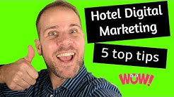 Hotel Digital Marketing: 5 tips on choosing the right agency. (2019)