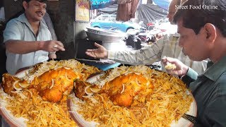 Chicken Biryani @ 70 Rs Per Plate & Mutton Biryani 90 Rs Per Plate
