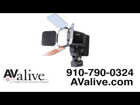 SWIT S-2040 Chip Array LED On-Camera Light