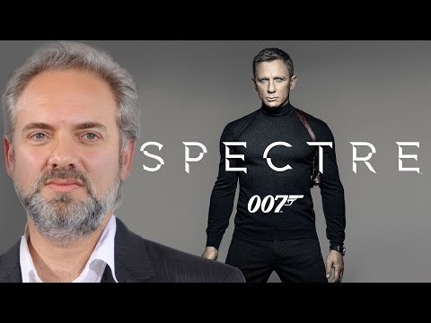 Director Sam Mendes Says SPECTRE Will Be His Final Bond Film - Collider