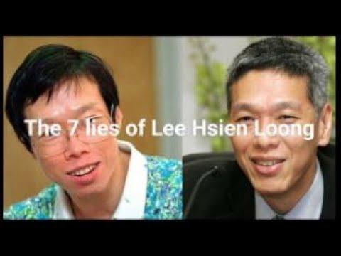 Lee Hsien Yang on 7 Lies Told By Lee Hsien Loong