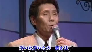 バーブ佐竹-ネオン川、昭和歌謡・カラオケ、オリジナル歌手、中国語の訳文&解說