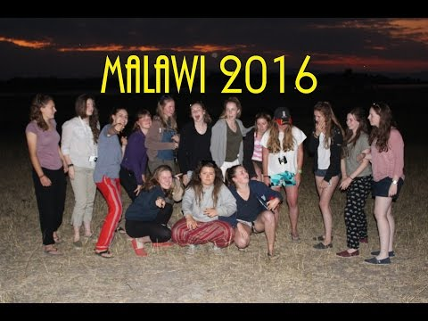 my charity trip to malawi