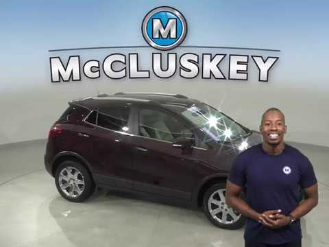 A14491GP Used 2018 Buick Encore Premium AWD Black SUV Test Drive, Review, For Sale -