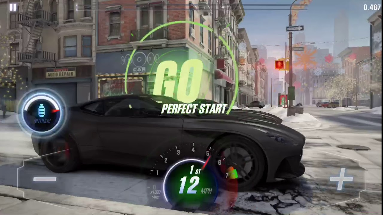 Daily Challenge Aston Martin Dbs Superleggera Csr 2 Youtube