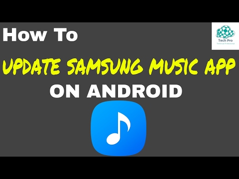 How to Update Music App